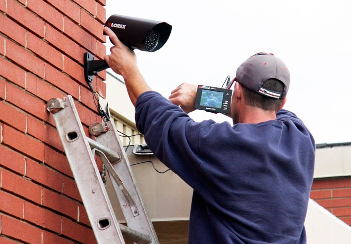 INSTALLATION OF CCTV